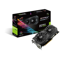 ASUS GeForce GTX 1050 Ti Strix 4GB GDDR5  (STRIX-GTX1050TI-4G-GAMING )