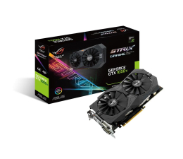 ASUS GeForce GTX 1050Ti Strix OC 4GB GDDR5  (STRIX-GTX1050TI-O4G-GAMING)