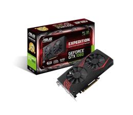 ASUS GeForce GTX 1060 Expedition 6GB GDDR5 (EX-GTX1060-6G)