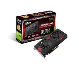 ASUS GeForce GTX 1060 Expedition OC 6GB GDDR5 (EX-GTX1060-O6G)