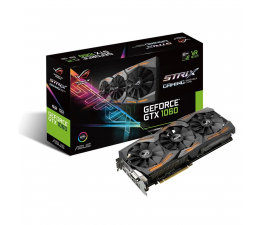 ASUS GeForce GTX 1060 Strix 6GB GDDR5  (STRIX-GTX1060-6G-GAMING)