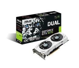 ASUS GeForce GTX 1070 Dual OC 8GB GDDR5 (DUAL-GTX1070-O8G)