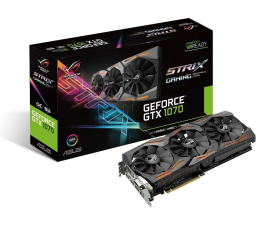 ASUS GeForce GTX 1070 ROG Strix 8GB GDDR5 OC (STRIX-GTX1070-O8G-GAMING)