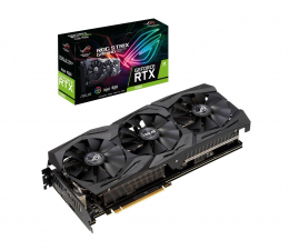 ASUS GeForce RTX 2060 ROG Strix Advance 6GB GDDR6  (ROG-STRIX-RTX2060-A6G-GAMING)