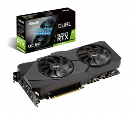 ASUS GeForce RTX 2070 SUPER DUAL EVO OC 8GB GDDR6 (DUAL-RTX2070S-O8G-EVO)