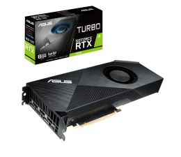 ASUS GeForce RTX 2070 Turbo 8GB GDDR6  (TURBO-RTX2070-8G)