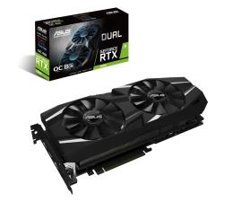 ASUS GeForce RTX 2080 DUAL OC 8GB GDDR6 (DUAL-RTX2080-O8G)
