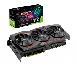 ASUS GeForce RTX 2080 SUPER ROG Strix Advance 8GB GDDR6 (ROG-STRIX-RTX2080S-A8G-GAMING)