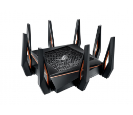 ASUS GT-AX11000 (11000Mb/s a/b/g/n/ac/ax, 2xUSB, 4xLAN) (GT-AX1100 Gaming MU-MIMO Tri-Band AC (AiMesh))
