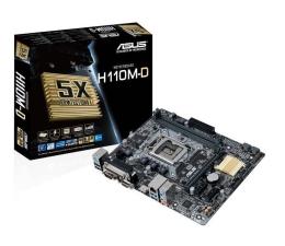 ASUS H110M-D (PCI-E DDR4)