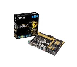 ASUS H81M-C (H81 PCI-E DDR3)