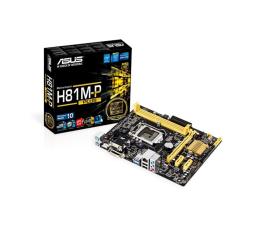 ASUS H81M-P PLUS (H81 PCI-E DDR3)