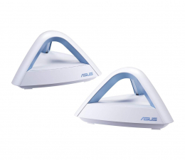 ASUS Lyra Trio Mesh (1750Mb/s a/b/g/n/ac) zestaw 2szt.  (MAP-AC1750 (2-PK) MU-MIMO DualBand AC(AiMesh))