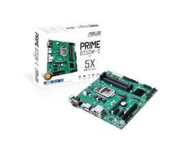 ASUS PRIME B250M-C (PCI-E DDR4 USB3/M.2)