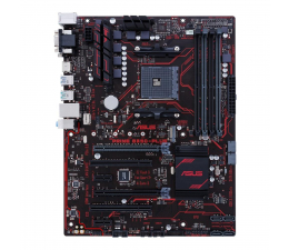ASUS PRIME B350-PLUS (2xPCI-E DDR4 USB3.1/M.2)