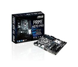 ASUS PRIME H270-PRO (3xPCI-E DDR4 USB3.1/M.2)