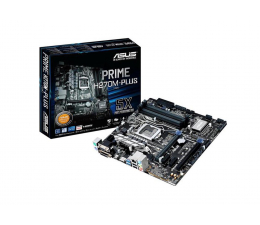 ASUS PRIME H270M-PLUS (3xPCI-E DDR4 USB3.1/M.2)