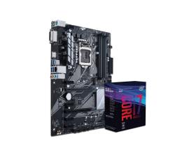 ASUS PRIME Z370-P + Intel Core i7-8700K