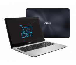 ASUS R558UQ-DM513D-8 i5-7200U/8GB/1TB/DVD GT940MX (R558UQ-DM513D)
