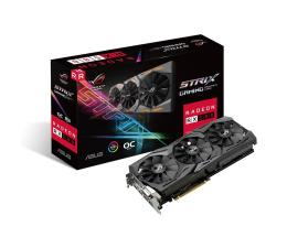 ASUS Radeon RX 580 STRIX OC 8GB GDDR5  (ROG-STRIX-RX580-O8G-GAMING)