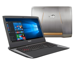 ASUS ROG G752VS i7-7700HQ/16GB/256+1TB/Win10 GTX1070 (G752VS(KBL)-BA263T)
