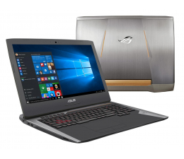 ASUS ROG G752VS i7-7700HQ/64GB/500+1TB/Win10 PCIe RAID0 (G752VS(KBL)-BA263T)