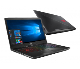 ASUS ROG Strix GL703GE i7-8750H/16GB/480+1TB/Win10  (GL703GE-GC024T-480SSD M.2)