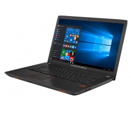 ASUS ROG Strix GL753VD i7-7700/16G/512SSD/Win10 GTX1050 (GL753VD-GC009T)