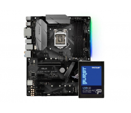 ASUS ROG STRIX H270F GAMING + 120GB 2,5 BURST SATA SSD