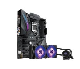 ASUS ROG STRIX Z370-F GAMING + MasterLiquid ML240L RGB