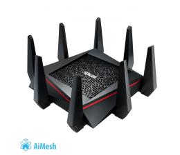ASUS RT-AC5300 (5300Mb/s a/b/g/n/ac, 2xUSB 3G/4G, QAM) (RT-AC5300 MU-MIMO Tri-Band AC (AiMesh))