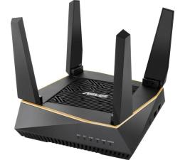 ASUS RT-AX92U (6100Mb/s a/b/g/n/ac/ax) (AX6100 (1xRT-AX92U) Tri-Band AC)