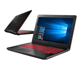 ASUS TUF Gaming FX504GM i7-8750H/8GB/256SSD+1TB/Win10X (FX504GM-E4196T)
