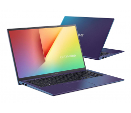 ASUS VivoBook 15 R512FA i5-8265U/8GB/256 Peacock (R512FA-EJ095)