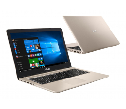 ASUS Vivobook Pro 15 N580GD i7-8750/16GB/256SSD/W10X (N580GD-E4068T)