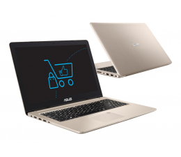 ASUS Vivobook Pro 15 N580GD i7-8750/32GB/480SSD+1TB (N580GD-E4068-480SSD M.2)