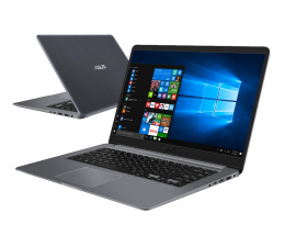 ASUS VivoBook S15 S510UN i7-8550U/16GB/480+1TB/Win10 (S510UN-BQ255T-480SSD M.2)