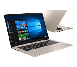 ASUS VivoBook S15 S510UQ i5-7200U/8GB/480SSD/Win10 (S510UQ-BQ321T)