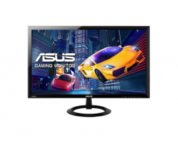 ASUS VX248H czarny Gaming (90LM00M0-B01370 / 90LM00M3-B01370)