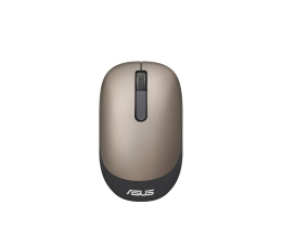 ASUS WT205 Wireless Mouse (złoty) (90XB03M0-BMU000)