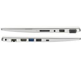 "Notebook / Laptop 11,6"" ASUS X201E-KX001H P847/4GB/500/Win8 biały"