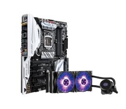 ASUS Z170-DELUXE + MasterLiquid ML240L RGB