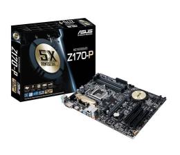 ASUS Z170-P (Z170 2xPCI-E DDR4)