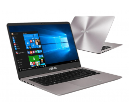 ASUS ZenBook UX410UA i3-7100U/8GB/256SSD+1TB/Win10 (UX410UA-GV096T)