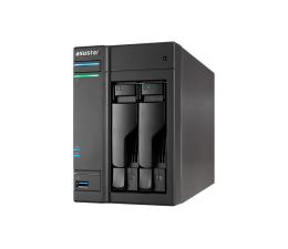 Asustor AS6202T (2xHDD, 4x1.6GHz, 4GB, 5xUSB, 2xLAN)  (AS6202T)