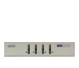 ATEN CS74U-A7 USB + VGA + audio (4 komputery) (CS74U-A7)