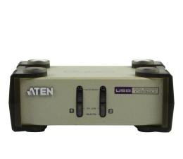 ATEN CS82U-AT USB/PS/2 + VGA (2 komputery) 1,2m (CS82U-AT)