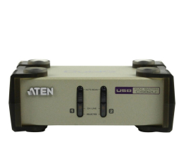 ATEN CS82U-AT USB/PS/2 + VGA (2 komputery) 1,2m (CS82U-AT)