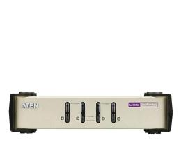 ATEN CS84U-AT USB/PS/2 + VGA (4 komputery) 1,2m (CS84U-AT)
