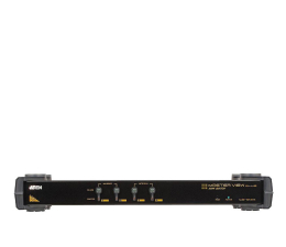 ATEN CS9134Q9 RACK PS/2 + VGA + audio (4 komputery) (CS9134Q9-AT-G)